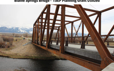 How to Fund Infrastructure Planning in Montana