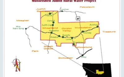 Musselshell-Judith Rural Water Project Update