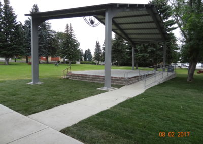 ADA Accessible Ramp
